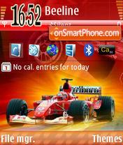 F1 es el tema de pantalla