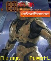 Halo 3 es el tema de pantalla