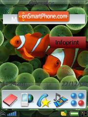 Iphone Special P1i theme screenshot