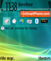 Vista Theme-Screenshot