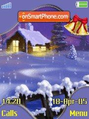 Merry Xmas es el tema de pantalla