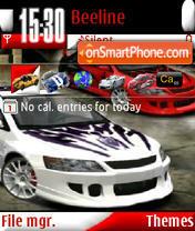 Nfs 04 es el tema de pantalla