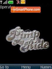 Pimp My Ride 01 theme screenshot