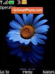 Blue Camomile theme screenshot