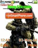 Counter Strike 12 es el tema de pantalla
