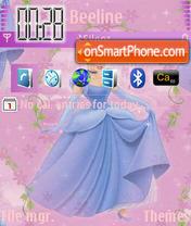 Cinderella Pink es el tema de pantalla