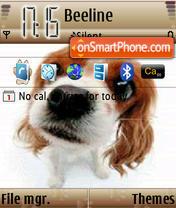 Ani Dog theme screenshot