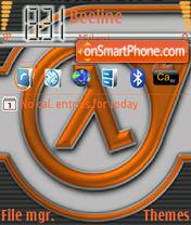 Half Life2 01 theme screenshot