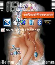 Fentezi 01 theme screenshot