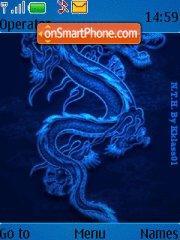 3d Dragon es el tema de pantalla