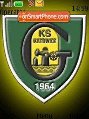 GKS Katowice theme screenshot
