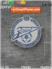 FC Zenit es el tema de pantalla
