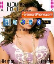 Lara Datta theme screenshot