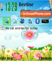 Spring 03 theme screenshot