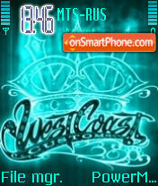 West Coast Customs es el tema de pantalla
