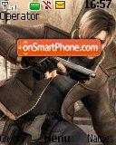 Resident Evil 4 theme screenshot