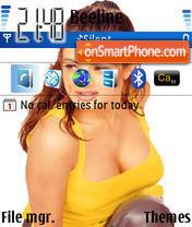 Amisha Patel 02 theme screenshot