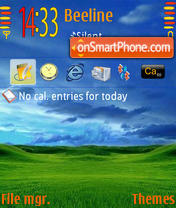 Dreams 1.05 tema screenshot
