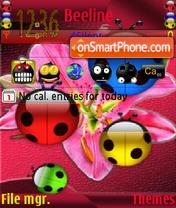 Bani s60v3 theme screenshot