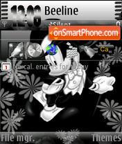 Скриншот темы Mickey s60v3