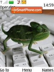 Keyboard es el tema de pantalla