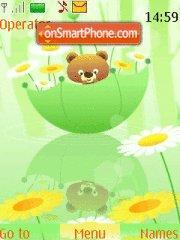 Cutest Teddy theme screenshot