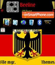 Germany 01 theme screenshot