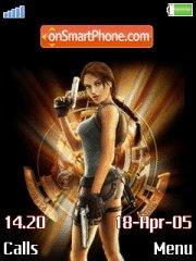 Tomb Raider 09 es el tema de pantalla