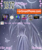 Shine theme screenshot