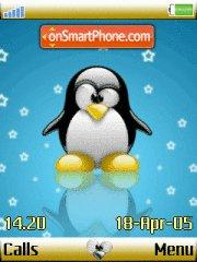 Tux theme screenshot