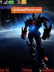 TransFormers! theme screenshot