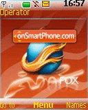 Firefox theme screenshot