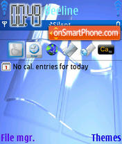 Windows 2013 theme screenshot