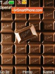 Chocolate tema screenshot