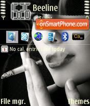 Скриншот темы Madam