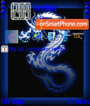 Drakon theme screenshot