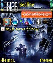 AVPR: Aliens vs Predator theme screenshot