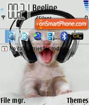 Lupo theme screenshot