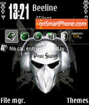 Pirat Station V5 theme screenshot