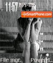 Rainy Girl es el tema de pantalla