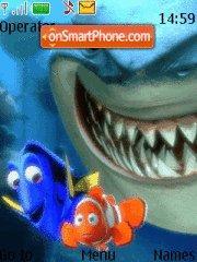 Скриншот темы Finding Nemo