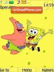 Spongebob 03 theme screenshot
