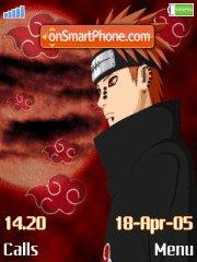 Naruto Pein es el tema de pantalla