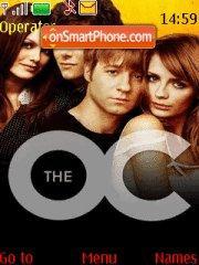 The O.C. theme screenshot