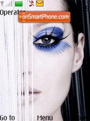 Glam Face 7 theme screenshot