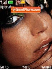 Glam Face 8 theme screenshot