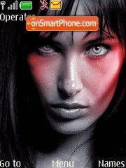 Glam Face 9 theme screenshot