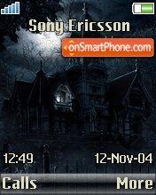 DarkHouse theme screenshot