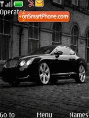 Bentley tema screenshot