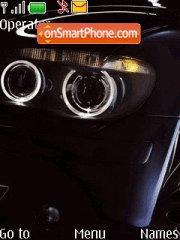 Скриншот темы BMW 7
